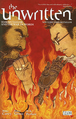 UNWRITTEN TRADE PAPERBACK VOLUME 06 TOMMY TAYLOR  WAR OF WORDS