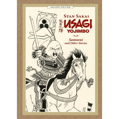 USAGI YOJIMBO GALLERY EDITION HARDCOVER VOLUME 01 (Giant with Special Features)