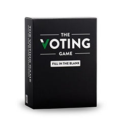 The Voting Game Expansion - Fill in the Blanks