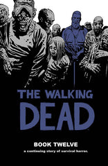 WALKING DEAD HARDCOVER VOLUME 12