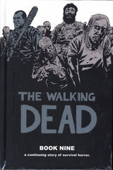 WALKING DEAD HARDCOVER VOLUME 09