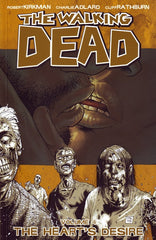 WALKING DEAD TRADE PAPERBACK VOLUME 04 HEARTS DESIRE