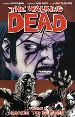 WALKING DEAD TRADE PAPERBACK VOLUME 08 MADE TO SUFFER
