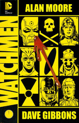 WATCHMEN THE DELUXE EDITION HARDCOVER GRAPHIC NOVEL