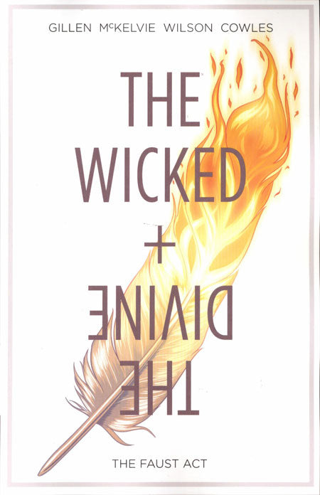WICKED & DIVINE TRADE PAPERBACK VOLUME 01 THE FAUST ACT