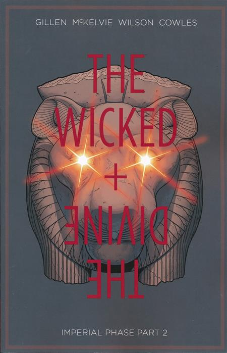 WICKED & DIVINE TRADE PAPERBACK VOLUME 06 IMPERIAL PHASE PART 2