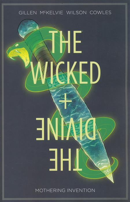 WICKED & DIVINE TRADE PAPERBACK VOLUME 02 FANDEMONIUM