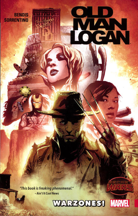 OLD MAN LOGAN TRADE PAPERBACK VOLUME 0 (2015 - BENDIS) WARZONES
