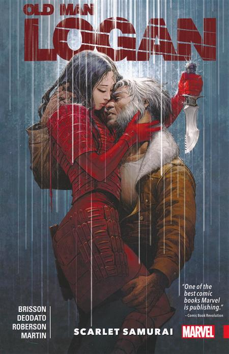 OLD MAN LOGAN TRADE PAPERBACK VOLUME 7 SCARLET SAMURAI