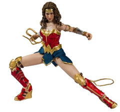 Wonder Woman Action Figure - 7 Inch from 1984 (Classic Costume) by McFarlane Toys