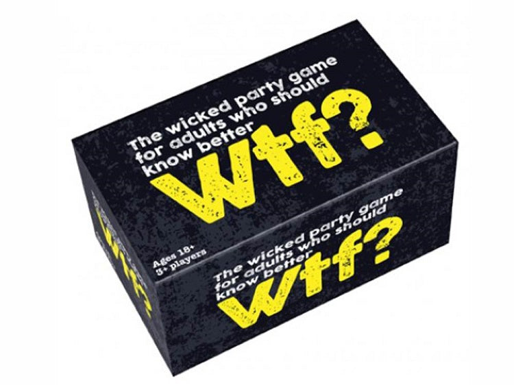 WTF! Wicked Adult Party Game