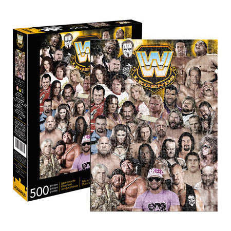 WWE Legends Puzzle - 500 Pieces