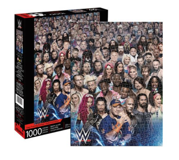 WWE Puzzle - Wrestling Cast Modern (1000 Piece)