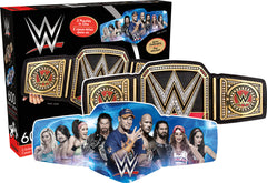 WWE Puzzle - Double Sided Belt (600 Pieces)