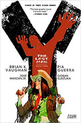 Y THE LAST MAN TRADE PAPERBACK BOOK 03