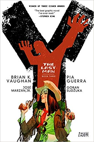 Y THE LAST MAN DELUXE EDITION HARDCOVER VOLUME 03