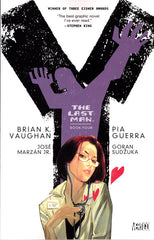 Y THE LAST MAN TRADE PAPERBACK BOOK 04