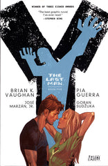 Y THE LAST MAN DELUXE EDITION HARDCOVER VOLUME 05