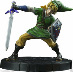 Legend of Zelda Statue - Link (Skyward Sword) 10 Inch by First Four Figures