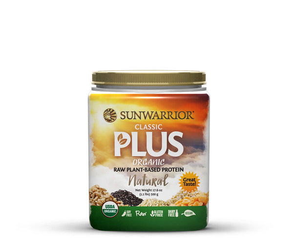 Sunwarrior Classic PLUS Natural 500g