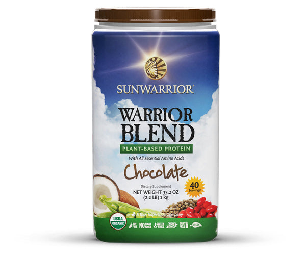 Sunwarrior Warrior Blend Chocolate 1kg
