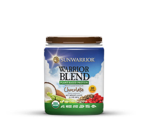 Sunwarrior Warrior Blend Chocolate 500g
