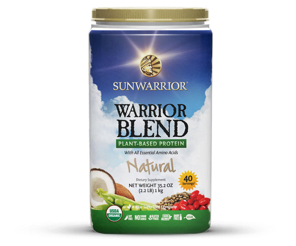 1kg Natural Warrior Blend