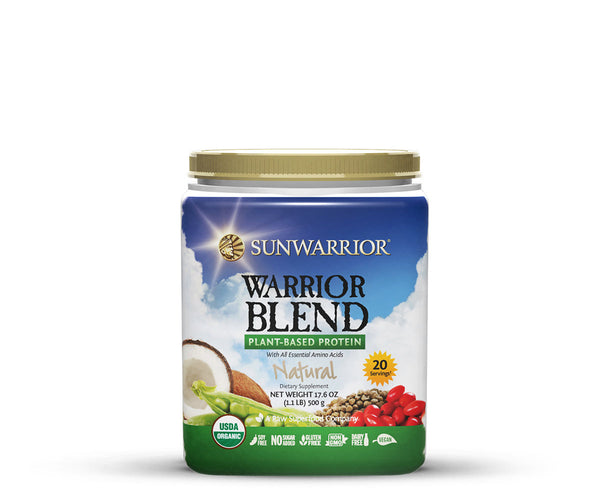 Sunwarrior Warrior Blend Natural 500g