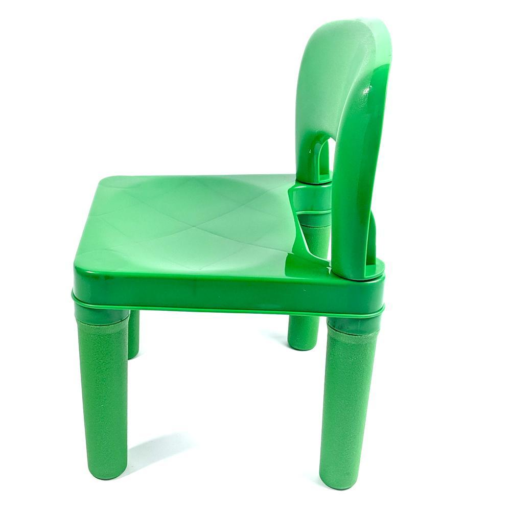 Terrific Kids Chair For Build Blocks Lego Play Table Green Download Free Architecture Designs Sospemadebymaigaardcom