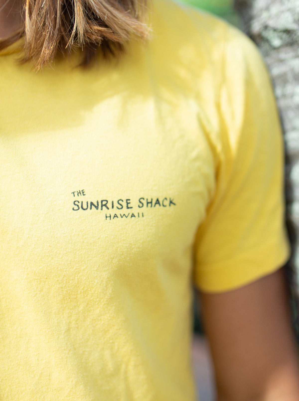 """Sunrise Shack"" Classic Shack Shirt"