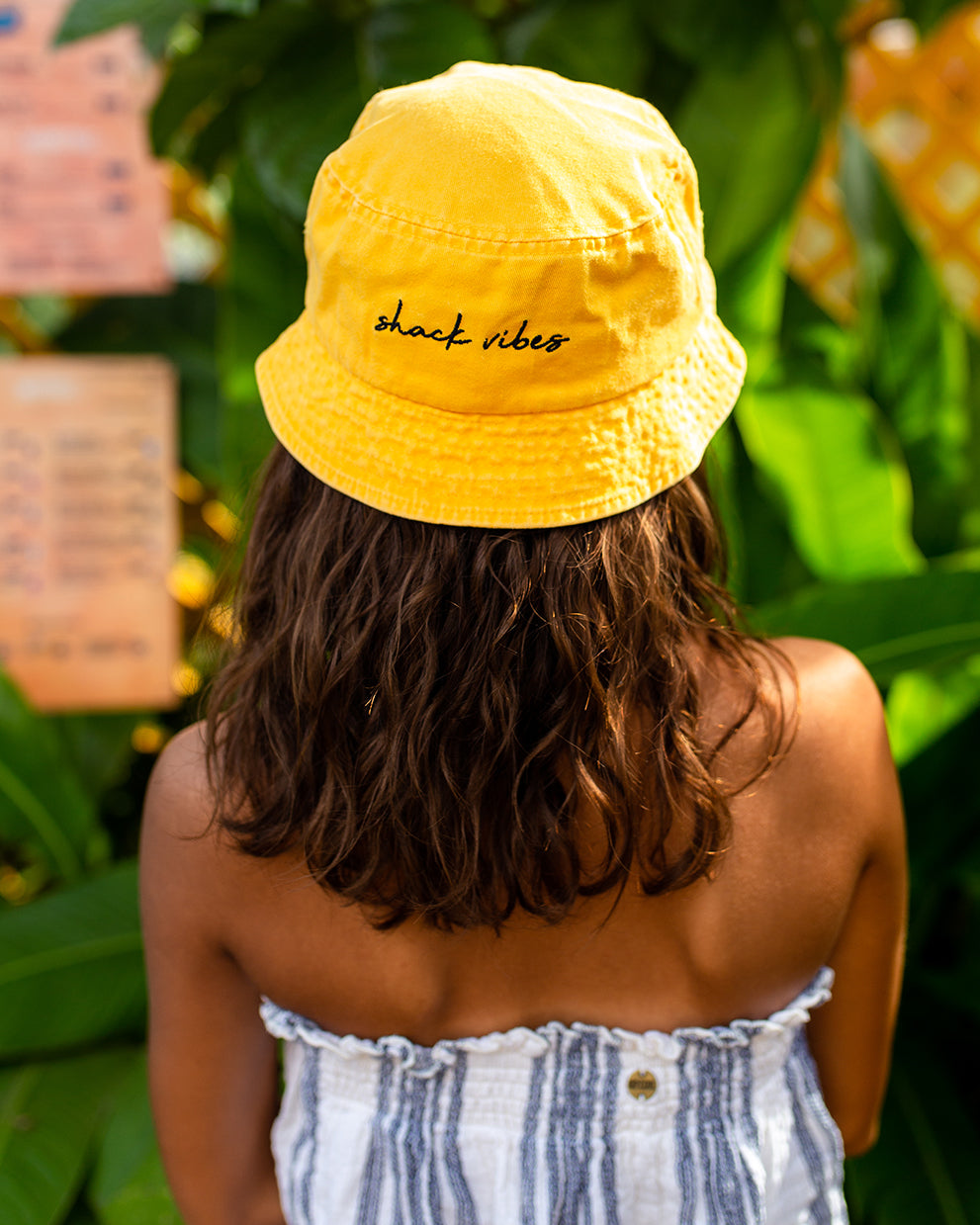 """Shack Vibes"" Bucket Hat"
