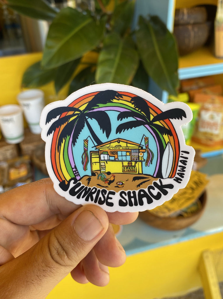Absolute Shack Sticker Pack