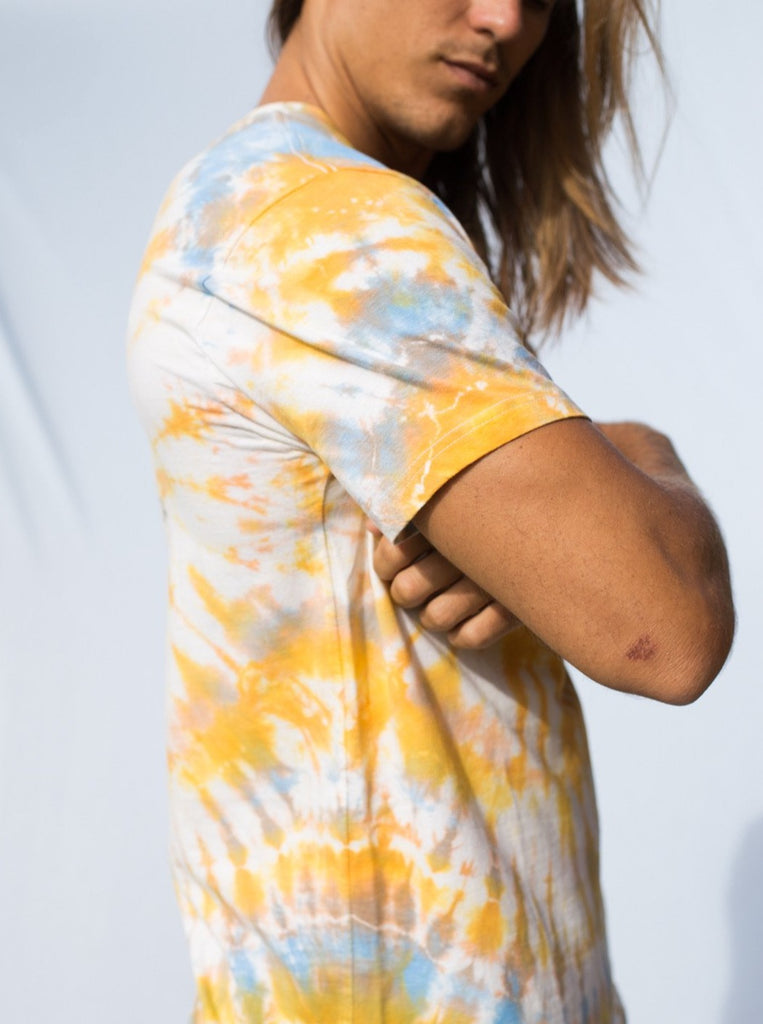 Shack colored Tie-Dye