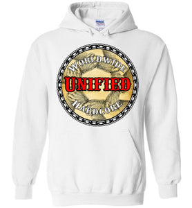 World Wide Hardcore Pullover Hoodie