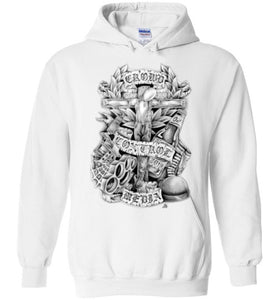 CCM Crucified Pullover Hoodie