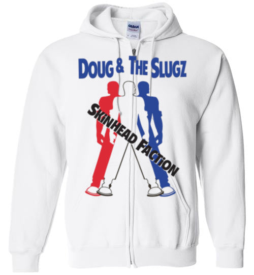 Doug & The Slugz Zip Up Hoodie