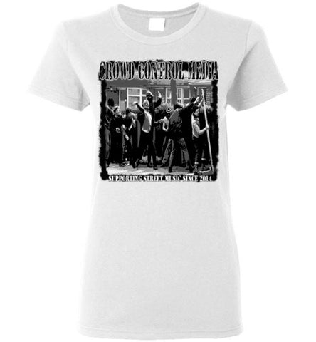 CCM Street Music Ladies' T-Shirt