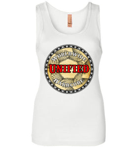 Worldwide Hardcore Tank Top Ladies' T-Shirt