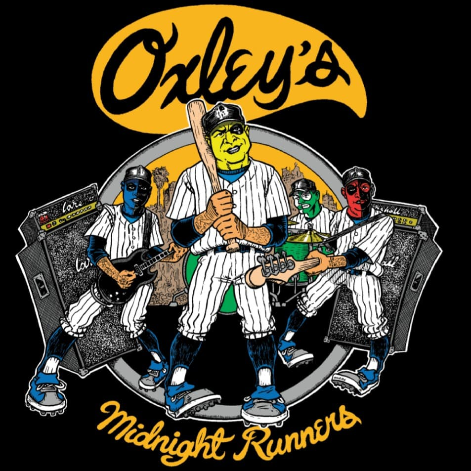 Oxley's Midnight Runners - Furies CCM EP