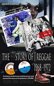 The History Of Skinhead Reggae 1968-1972 Book