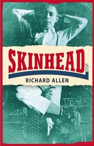 Skinhead by Richard Allen Book