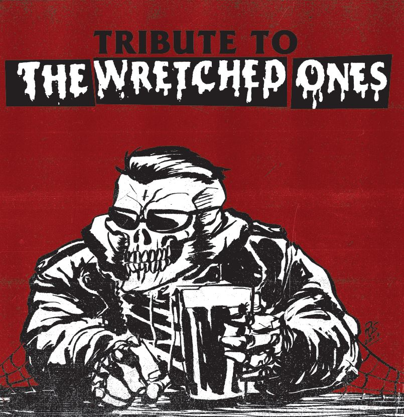Wretched Ones Tribute Compilation CCM LP