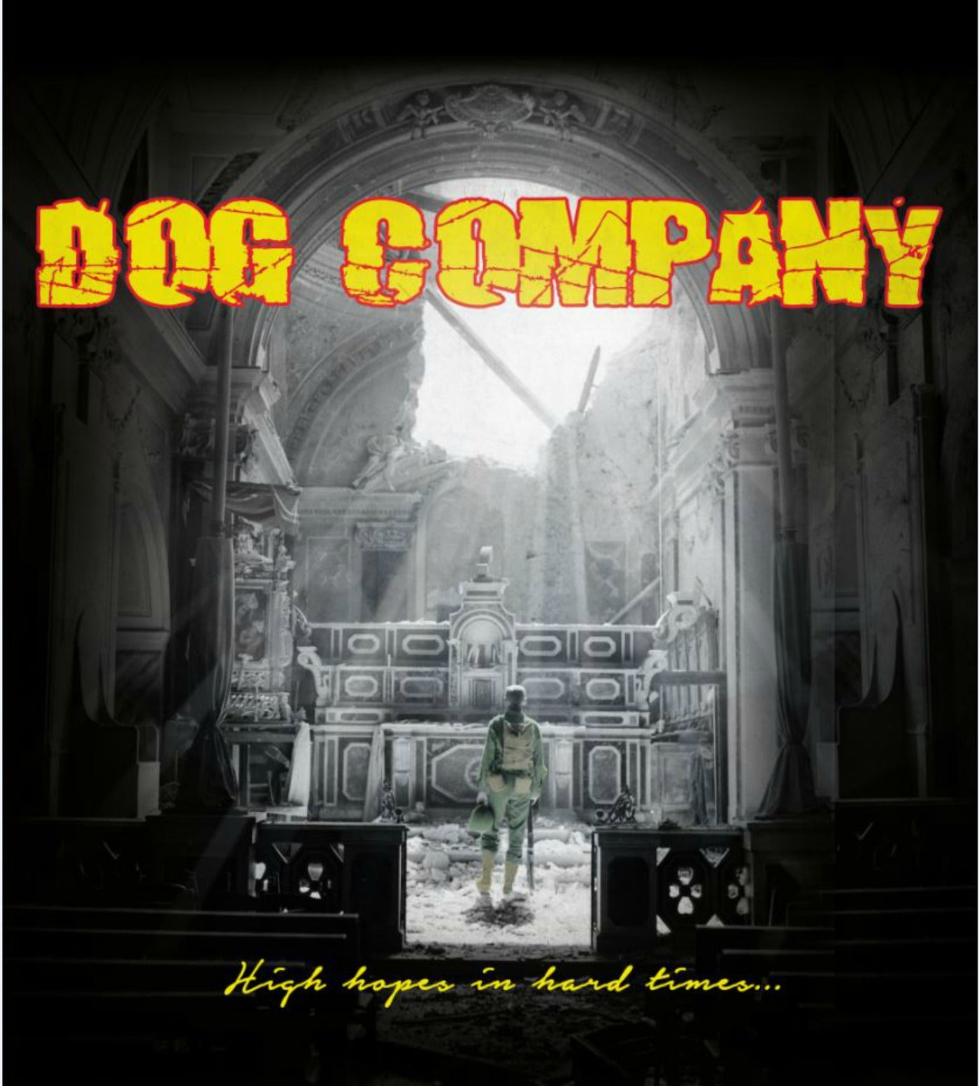 Dog Company - High Hopes In Hard Times CCM LP