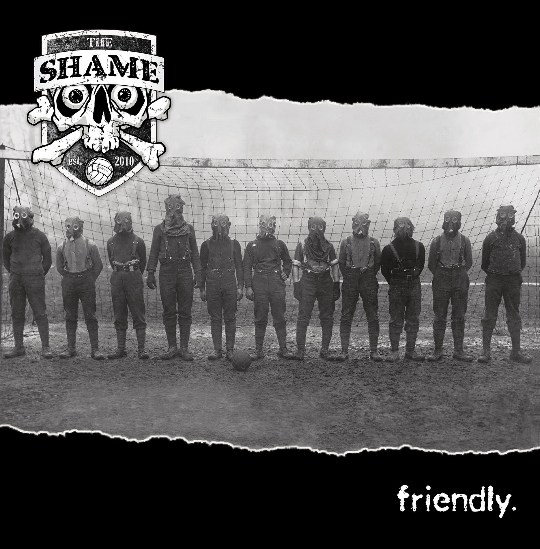 The Shame - Friendly CCM LP