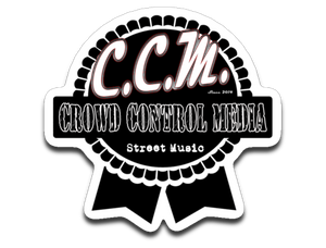CCM PBR Logo 4 x 3 Decal