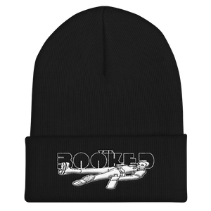 The Booked Cuffed Beanie