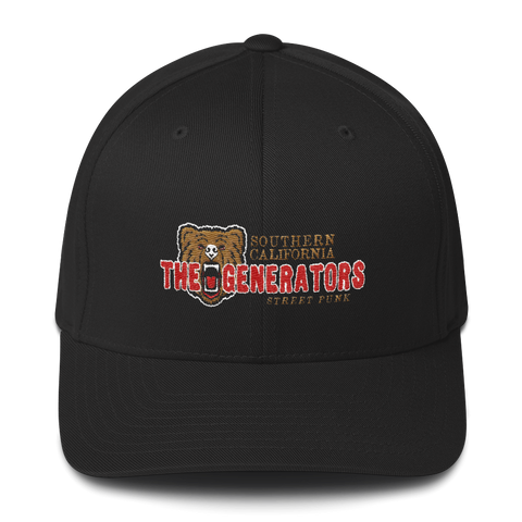 The Generators Street Punk California Standard Cap