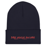 Bare Knuckle Hooligans Cuffed Beanie