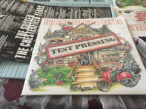 "The Sussed - The Chesterfield Years 10"" TEST PRESSING"