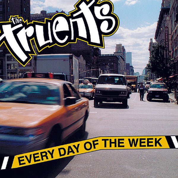The Truents - Every Day Of the Week LP DISTRO LP